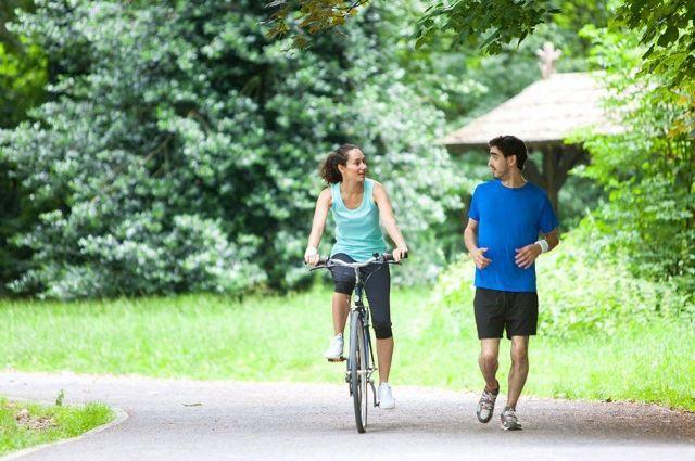 Регулярная физическая активность – важная составляющая профилактики ХОБЛ.