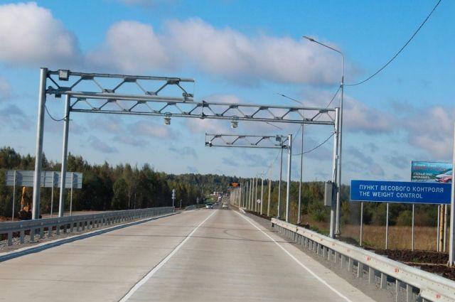 Посты весового контроля появятся на дорогах регионального и межмуниципального значения.