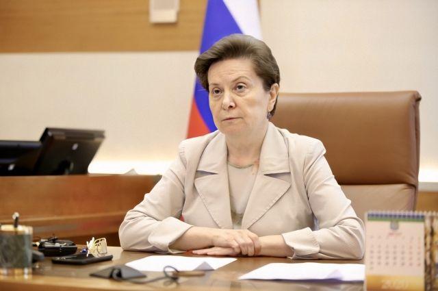 Наталья Комарова предложила поддержать инициативу проведения в округе совместного мероприятия по вопросам детской безопасности в интернете