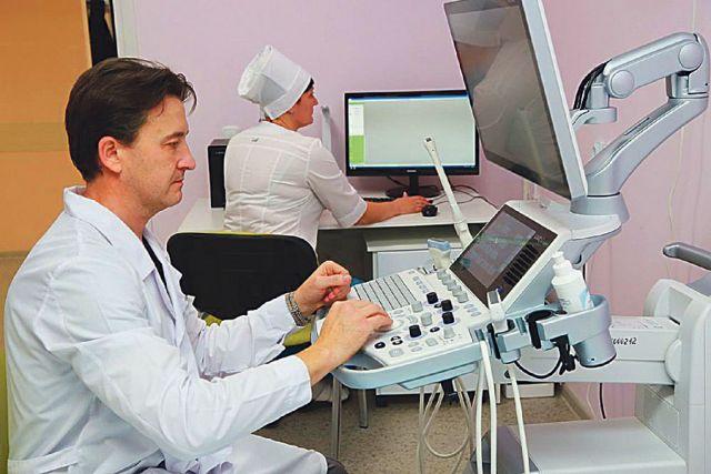 В больницы и поликлиники закупят новое оборудование.