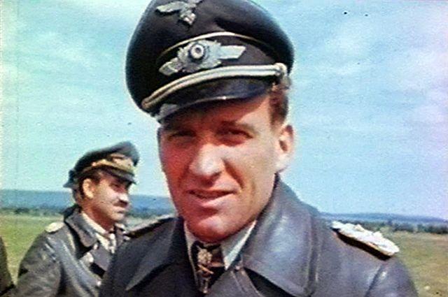 Ганс-Ульрих Рудель, 1945 г.