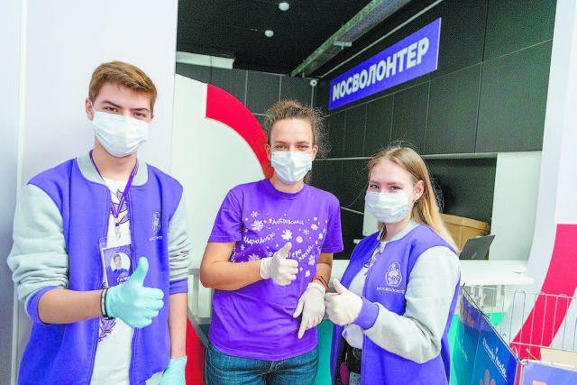 Полмиллиона добровольцев. Кто сегодня идёт в волонтёры?