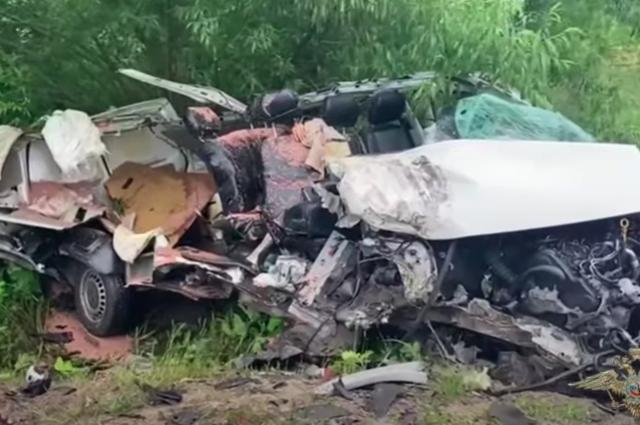 В Калининградской области произошло ДТП со смертельным исходом