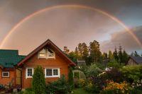 Новая цифровая платформа РСХБ «Свое Село» поможет построить и купить частный дом.