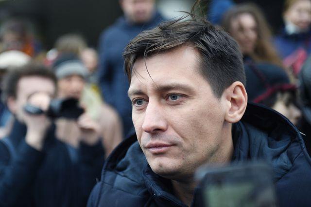Бывший депутат Государственной думы Дмитрий Гудков.