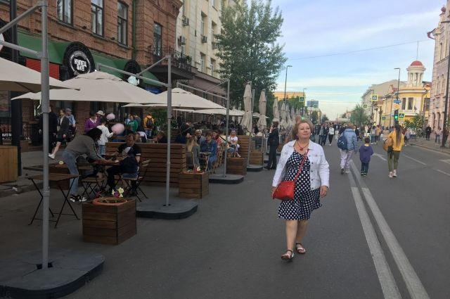Проект «В центре Мира» стал ответом на потребность людей в городском пространстве такого формата.