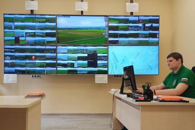 Систему видеомониторинга в крае расширили до 100 камер, вся информация в режиме онлайн передаётся в РДС.