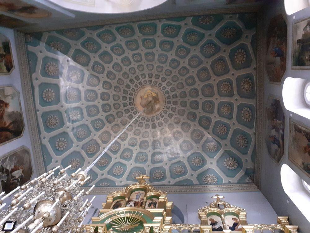 Свято-Троицкий монастырь, Тюмень - 2021.
