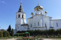 Свято-Троицкий монастырь в Тюмени.
