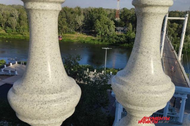 Общественная палата Оренбурга выступила с инициативой о признании Зауральной рощи особо охраняемой зоной.