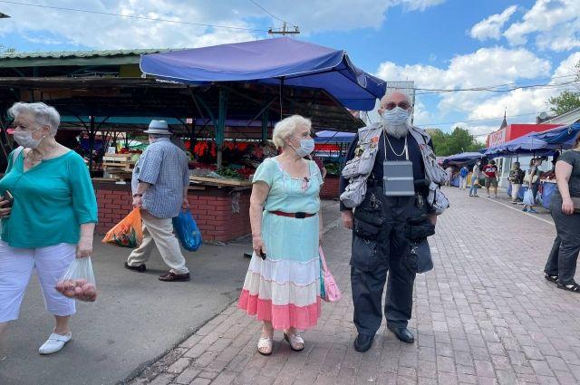 Анатолий Вассерман выступил за сохранение Преображенского рынка