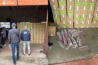 На Волынской таможни выявили контрабандные сигареты
