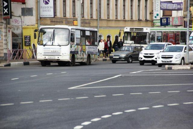 Исчезнут маршрутки, останутся лишь автобусы, работающие по регулируемому тарифу.