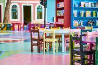 В Пурпе открыли новый детский сад