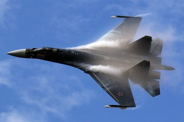 В РФ ответили на обвинения Эстонии в нарушении воздушной границы