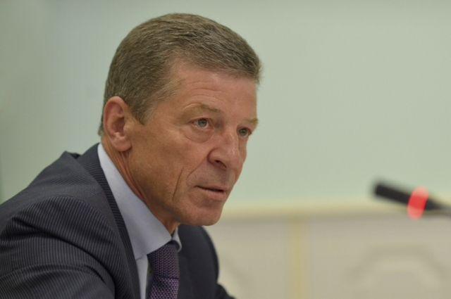 Козак: США могли бы повлиять на Киев в части исполнения минских соглашений