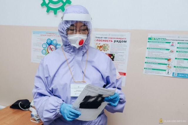 В Калининградской области 80 новых случаев коронавируса за сутки