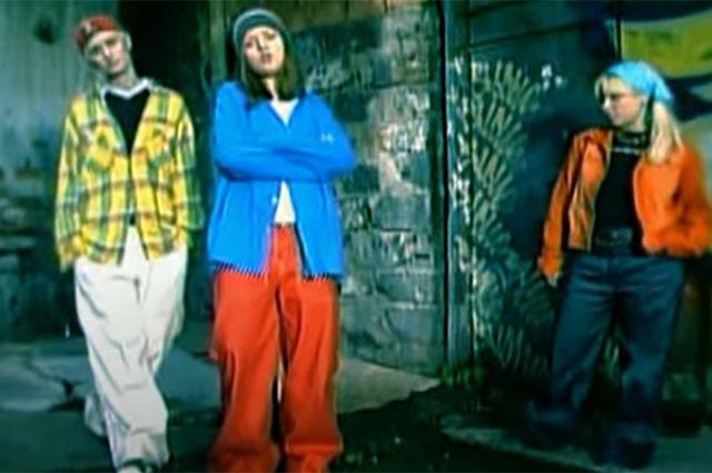 Кадр из клипа «Мелом» группы «Пропаганда».
