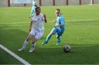 Первая женская команда республики добилась высоких результатов в первый же год.