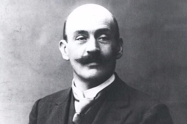 Франц Рубо в 1908-1910 гг.