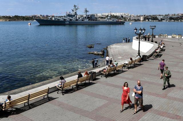 В Севастополе в отели будут заселять туристов только с антителами к COVID