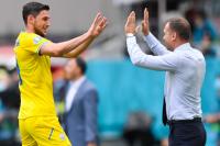 Шевченко прокомментировал игру сборной Украины против Северной Македонии