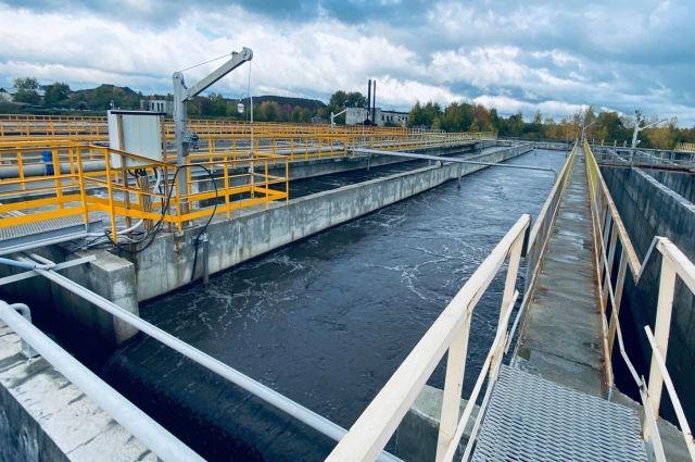 Сточные воды в Сорочинске очистных сооружений содержат превышенные концентрации химических веществ.