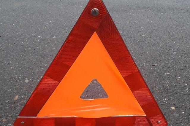В аварии в Оренбурге пострадала женщина-пешеход.