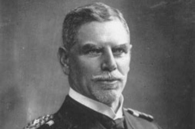 Адмирал фон Шпее, 1914 год.