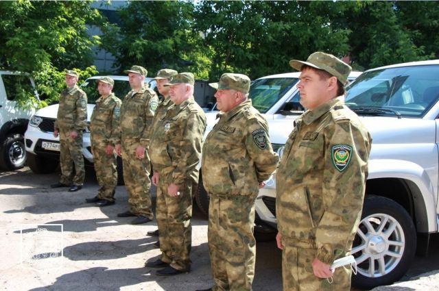 Автопарк пополнился 9 новыми УАЗ «Патриот».