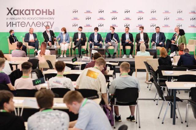 Первый хакатон по искусственному интеллекту стартовал в Нижнем Новгороде.