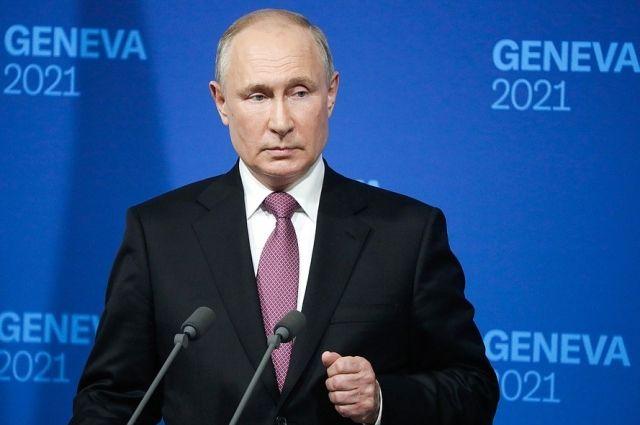Путин: власти будут донастраивать систему мер поддержки семей с детьми