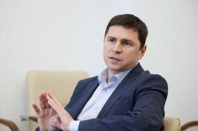 Подоляк объяснил цель посещения Яны Дугарь Офиса президента