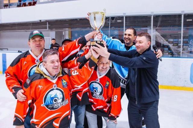 Кубок уехал в Невельск.