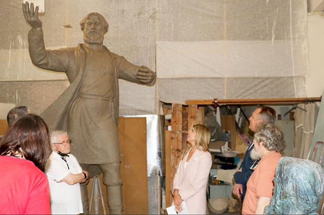 В Липецке хотят установить памятник Алексею Хренникову