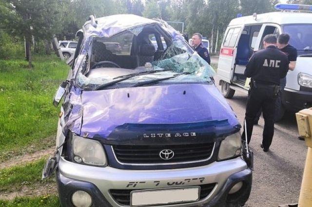8 человек погибли и 45 пострадали в ДТП за неделю в Иркутской области