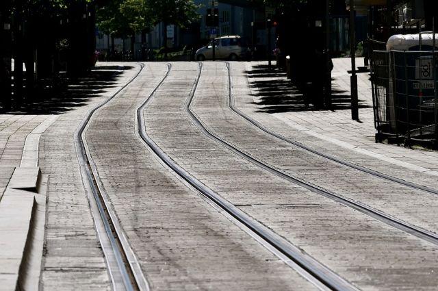 В Орске ремонтные работы на трамвайных путях завершатся к 1 июля.