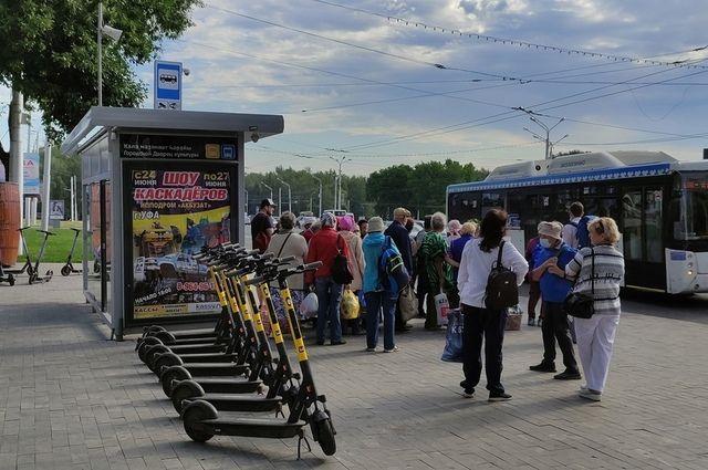 На ул. Ленина появятся новые остановки.