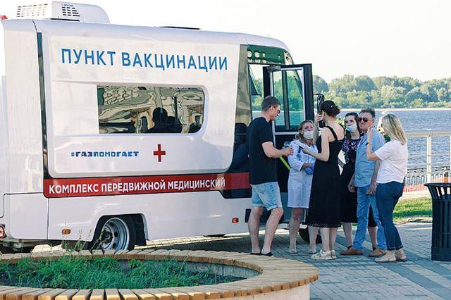 В регионе сделали обязательной вакцинацию против СOVID для работников многих отраслей.