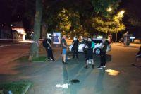 В центре Николаева произошла массовая драка со стрельбой: есть пострадавшие