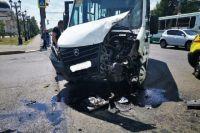 В ДТП в Оренбурге пострадал человек.