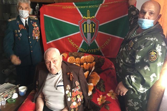Недавно Геннадию Кузьмичу исполнилось 95 лет.