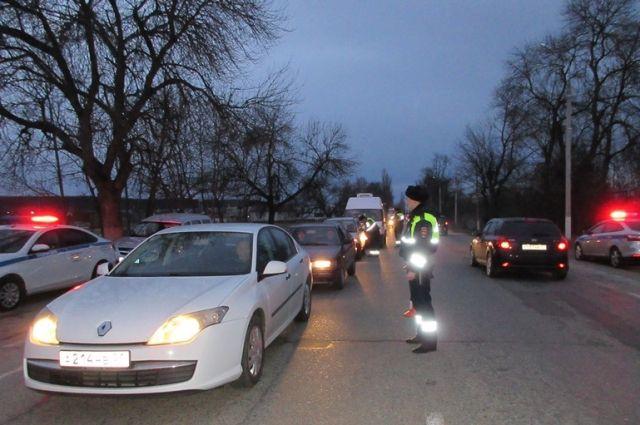 За неделю на дорогах Адыгеи задержали 44 пьяных водителей