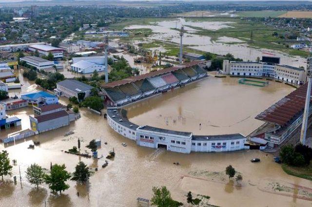 Потоп в Крыму: как на полуострове бушевала непогода