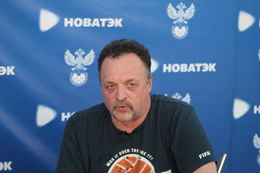 Виктор Гусев рассказал, что уже не в первый раз в Пензе - до этого он был в советские времена.