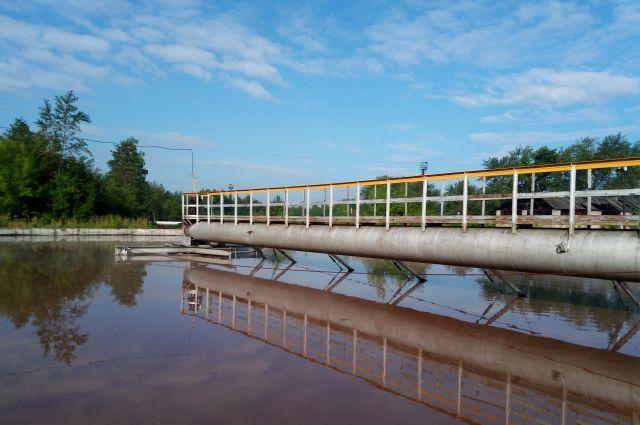 Канализационно-очистные сооружения на правом берегу Ангары должны запустить в конце 2023 года.