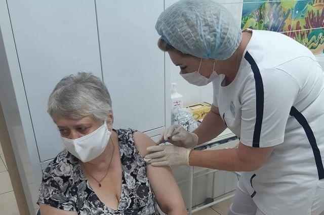 По темпам вакцинации регион занимает 14-е мест о в стране.