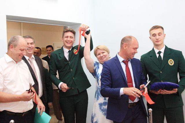 Открытие коворкинг-центра в аграрном университете стало настоящей радостью для всего вуза.