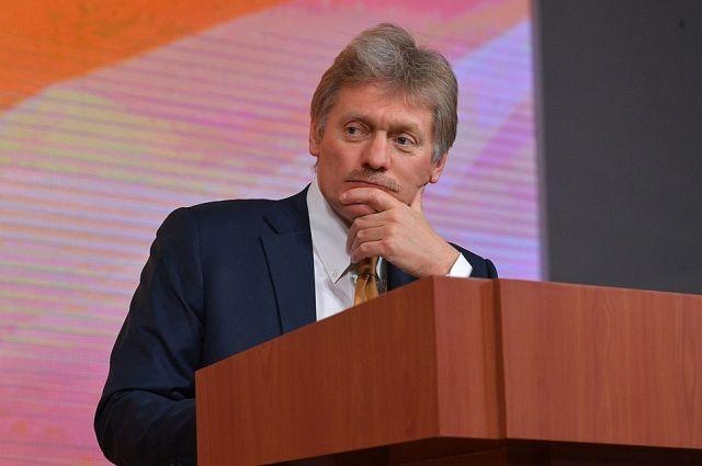 Песков: введение в России нового локдауна сейчас не обсуждается