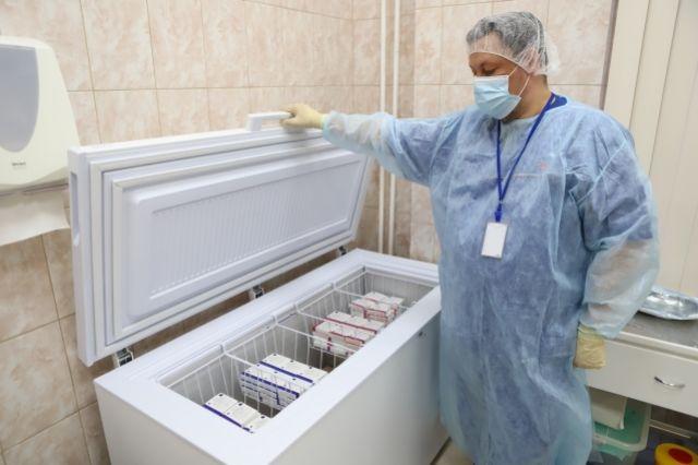 Число вакцин, поставляемых в Красноярский край, растет